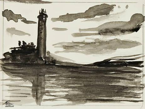 Composition Sketch 3