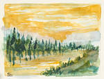 River Woods by StatiraArt