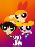 The Powerpuff Girls in Space Jam 2