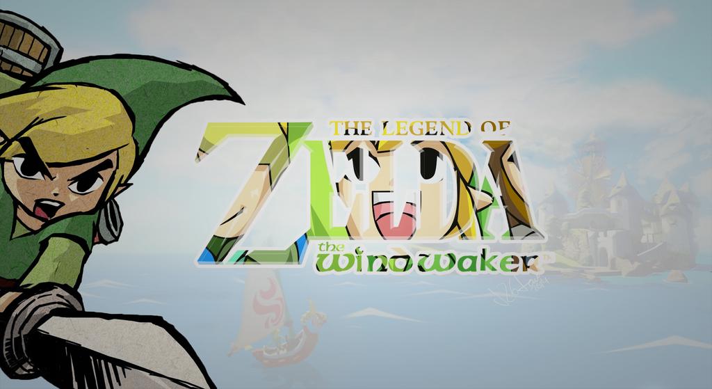 The Legend Of Zelda: The WindWaker Wallpaper by J2GJavi