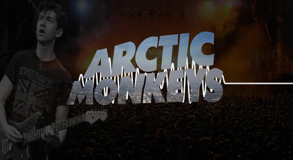 Arctic Monkeys Wallpaper by J2GJavi