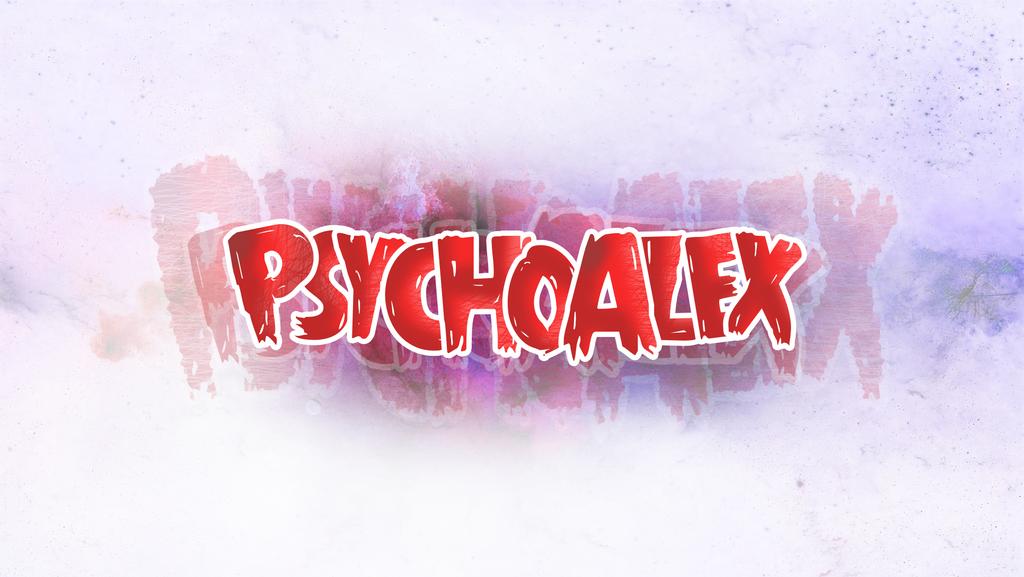 Psycho Alex Youtube banner by J2GJavi