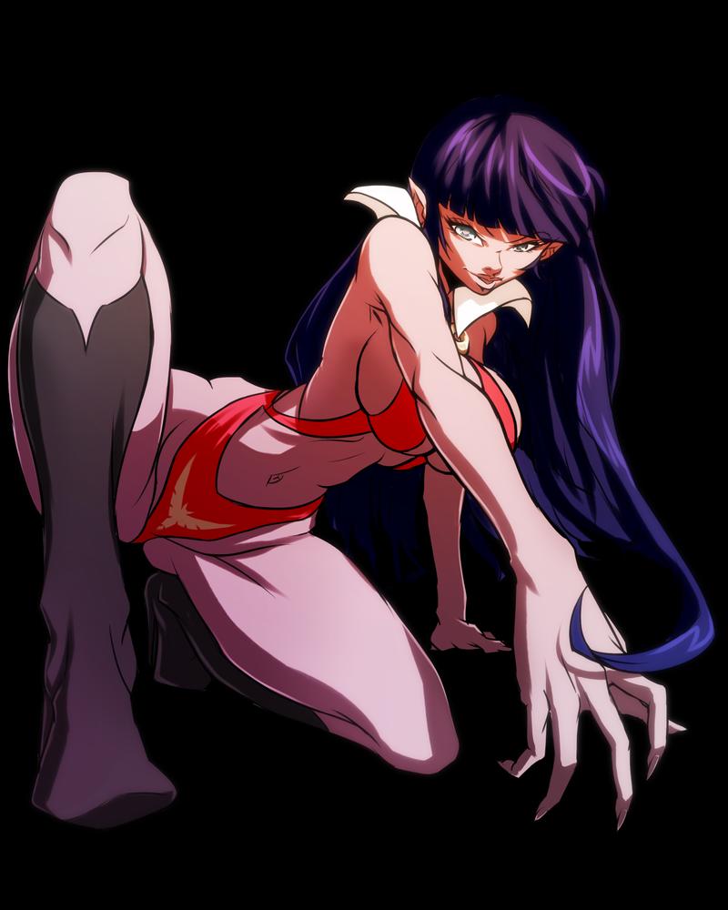 Vampirella by yezzzsir