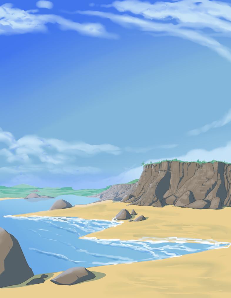 Beach by yezzzsir