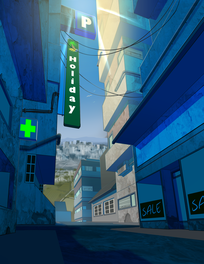 Backstreets by yezzzsir