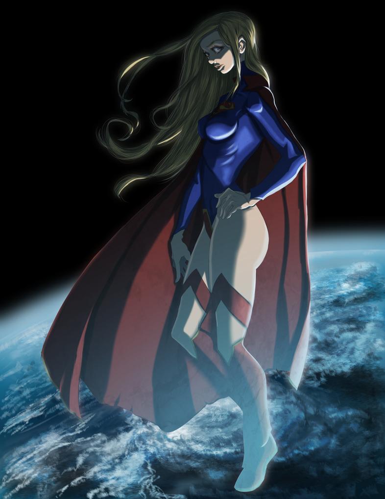 Supergirl by yezzzsir