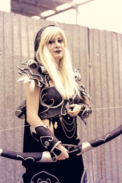 [Warcraft] Sylvanas Windrunner by Junkie-Ampora