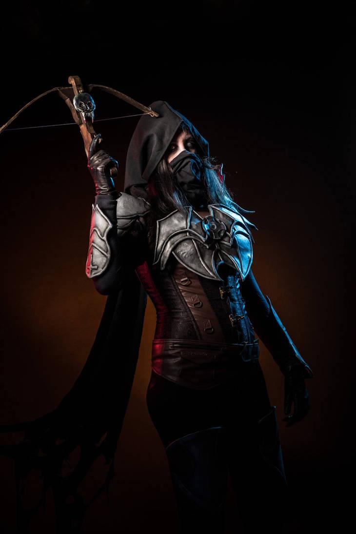 [Diablo 3] I stand ready. by Hellfire-Valkyrie