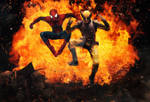 Marvel Team-Up featuring Spider-Man and Wolverine