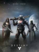 Destiny - Poster Art by dmorson