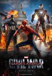 Captain America : Civil War - Fan Art