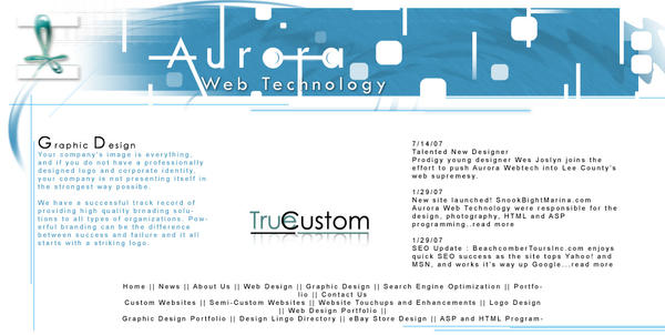 Aurora Webtech by komodai