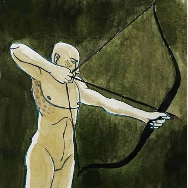 Archer by T-koro