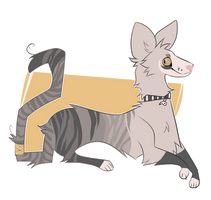 Kitty Adoptable - CLOSED by C-H-A-L-K