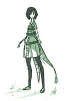 Main Character tm by ashwara