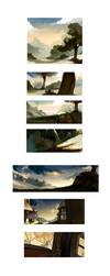Animation Backgrounds by ashwara