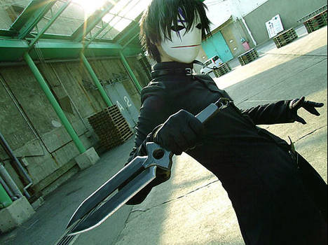 Hei Cosplay Darker Than Black