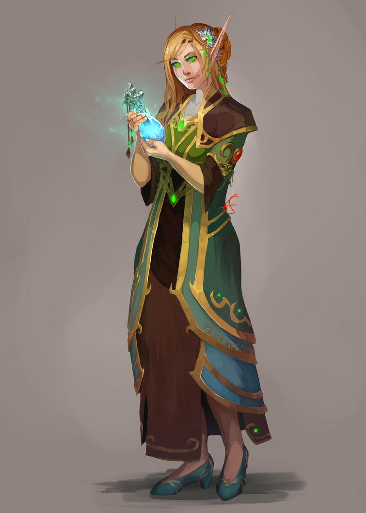 Ilsara Aubéclat Itharie_by_puddingpack-d6gwr6s