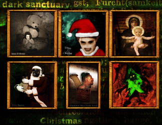 Group 1 - Xmas Collaboration by darksanctuary