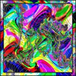 Spider on LSD
