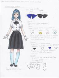 Crofton Academy Uniform Female by Scayce