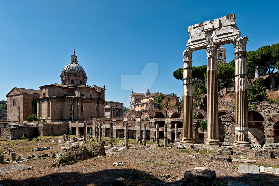 Rome 281-11o by mym8rick
