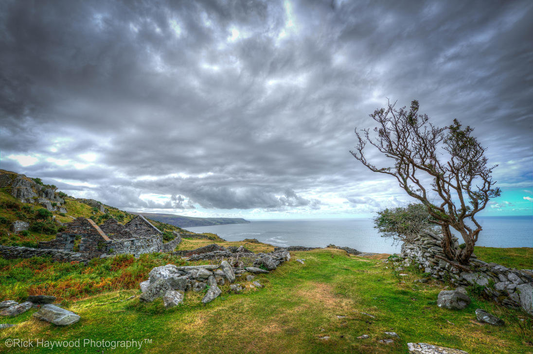 Over Cardigan Bay 185-14s by mym8rick