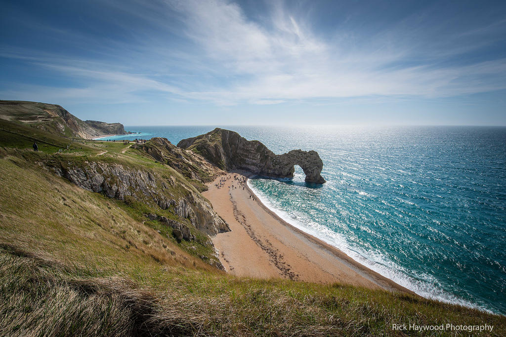 Durdle Door 0116 by Haywood-Photography