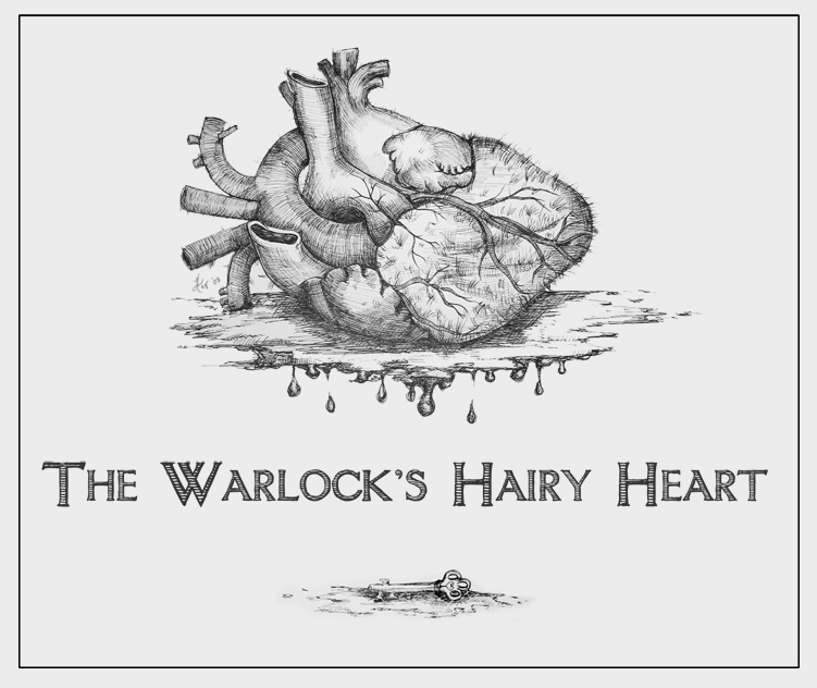 The Warlock's Hairy Heart by hever