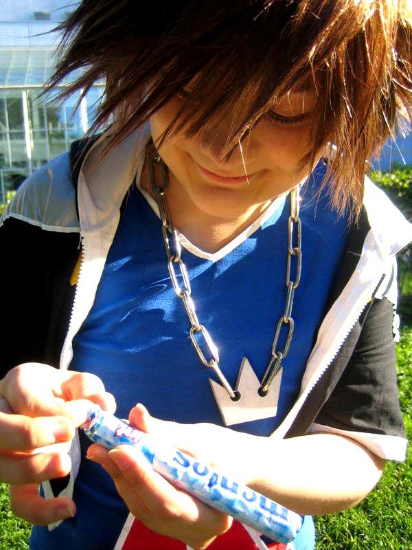 Kingdom Hearts II - Mentos by YumiKoyuki