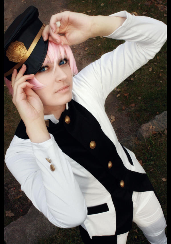 Utena - The Prince of Dreams by YumiKoyuki