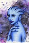 Mass Effect - Liara T'Soni