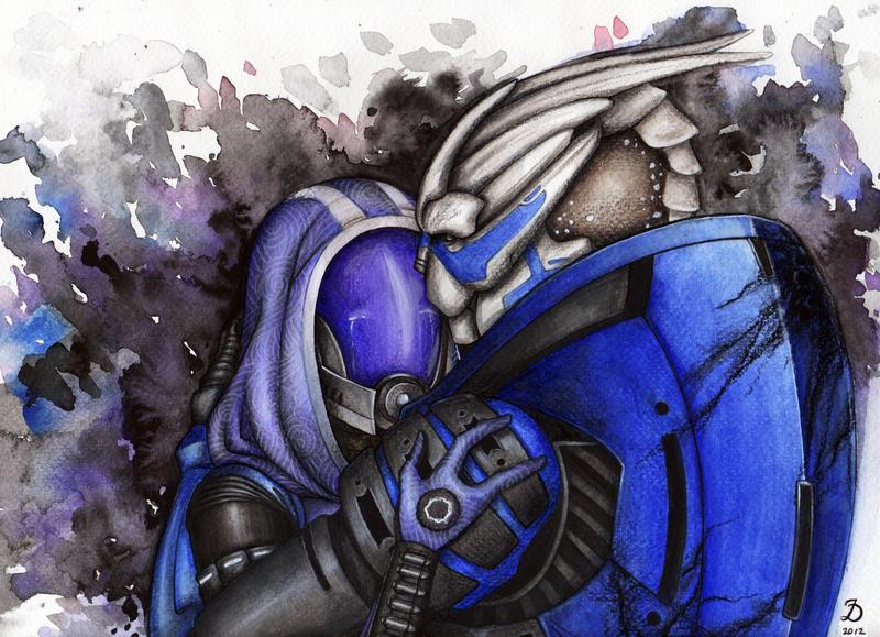 Mass Effect - Last Moments by YumiKoyuki