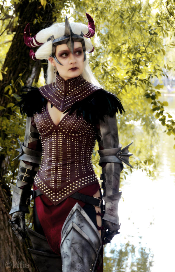 Dragon Age II - Witch of the Wilds by YumiKoyuki