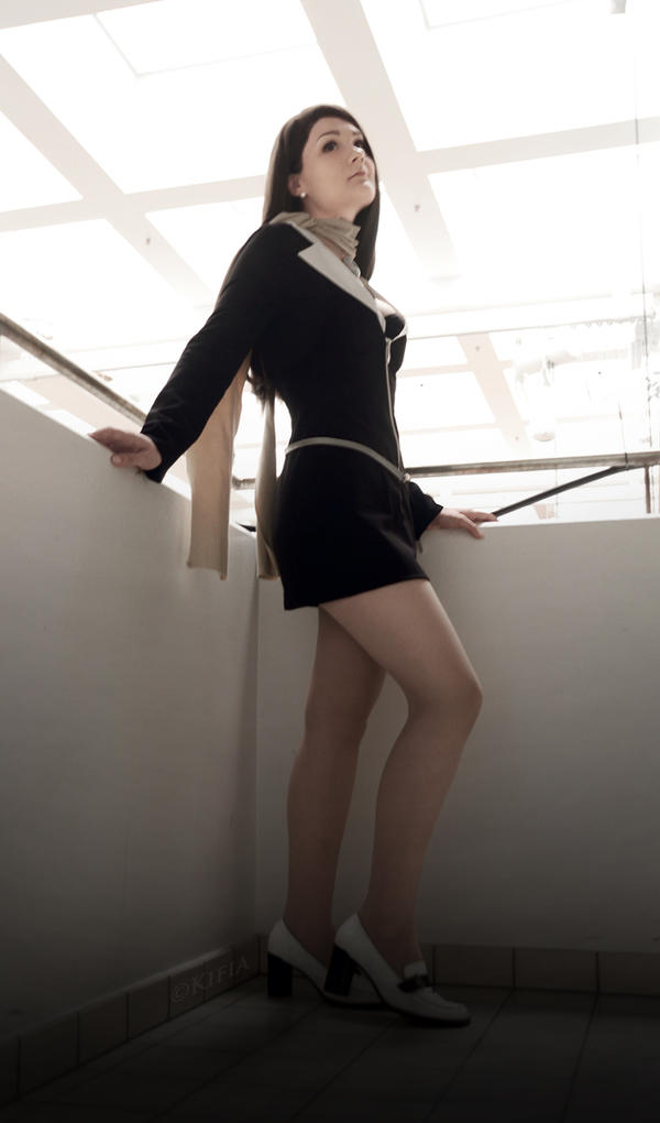 Ace Attorney - Defense Attorney by YumiKoyuki
