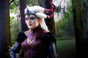 Dragon Age II - Korcari Wilds by YumiKoyuki