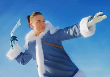 Avatar: The Last Airbender - Get Set by YumiKoyuki