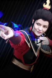 Avatar: The Last Airbender: The Fire Princess by YumiKoyuki