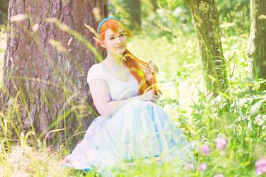 Thumbelina - Somewhere In the Grass Roots by YumiKoyuki