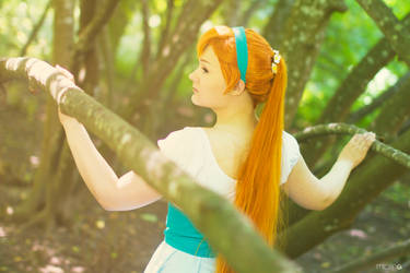 Thumbelina - Brushwood by YumiKoyuki
