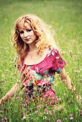 Lady Summer by CathleenTarawhiti