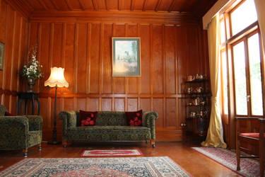 Homestead living room by CathleenTarawhiti