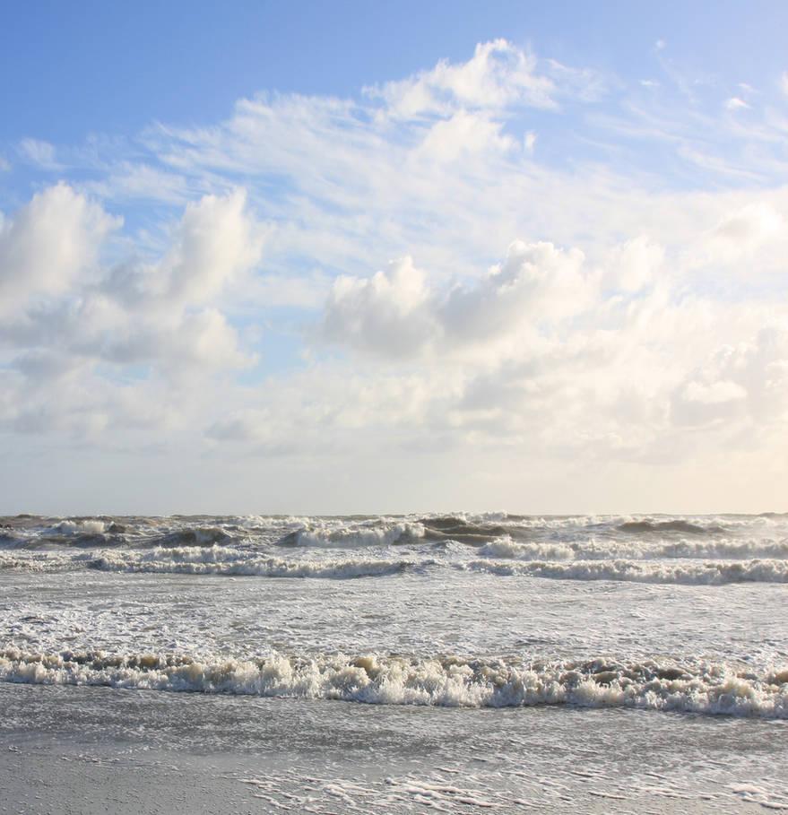 The Beach by CathleenTarawhiti