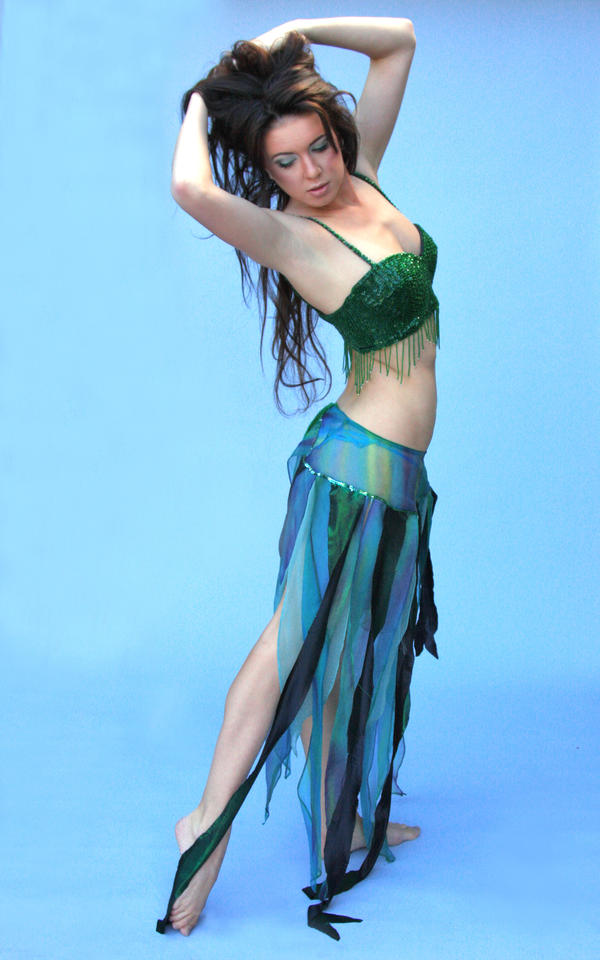 Mermaid and other poses 13