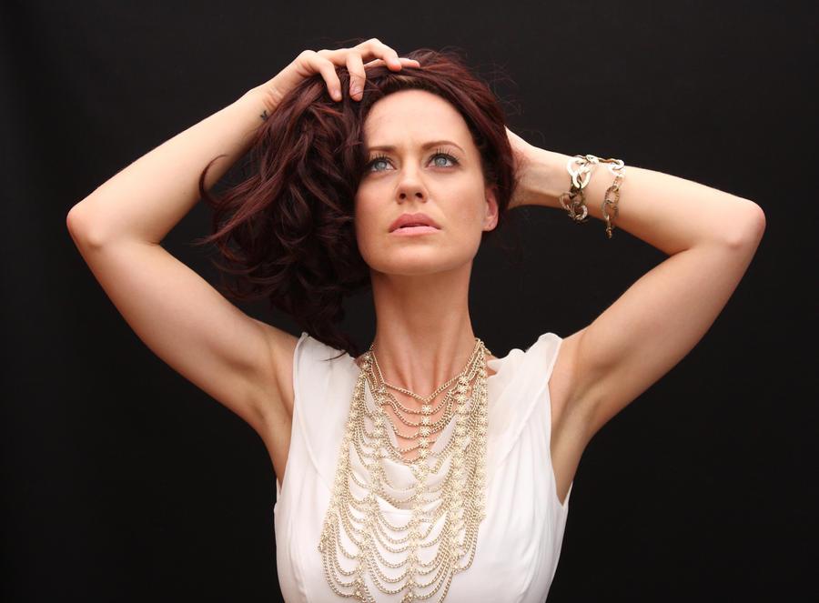 White dress 2 by CathleenTarawhiti