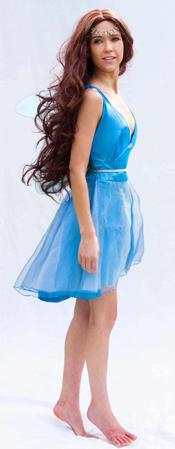 Blue Faerie 7 by CathleenTarawhiti