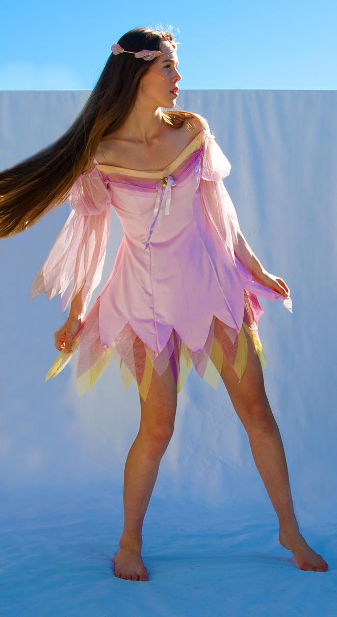 Pink faerie 2 by CathleenTarawhiti