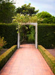 Background stock - arch