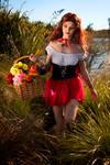 Red 4 by CathleenTarawhiti