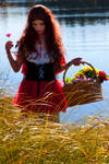 Red 5 by CathleenTarawhiti